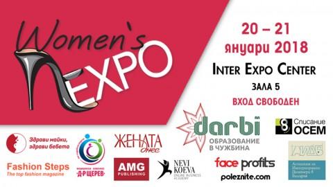 Women's Expo 20-21.01.2018