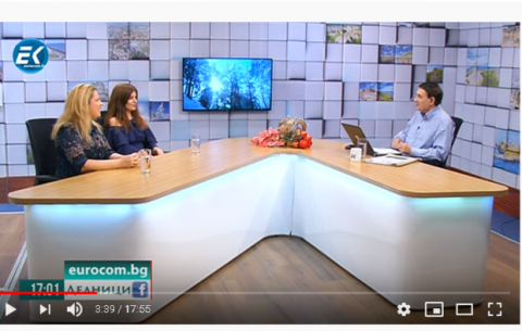 """Телевизия Евроком – 09.12.2019  – """"Бизнесът за по-чист въздух"""""""