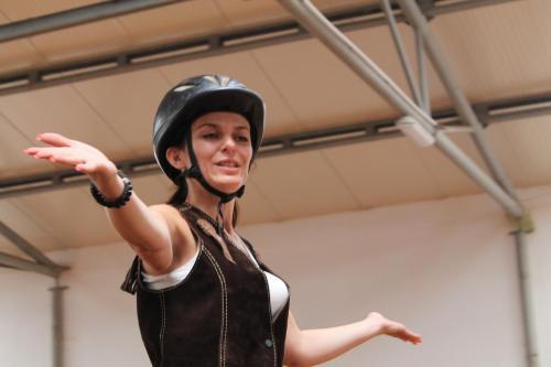 Урок по езда